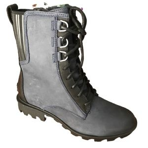 Sorel Phoenix Waterproof Lace Up Boot